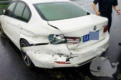 梦见自己的车被撞了